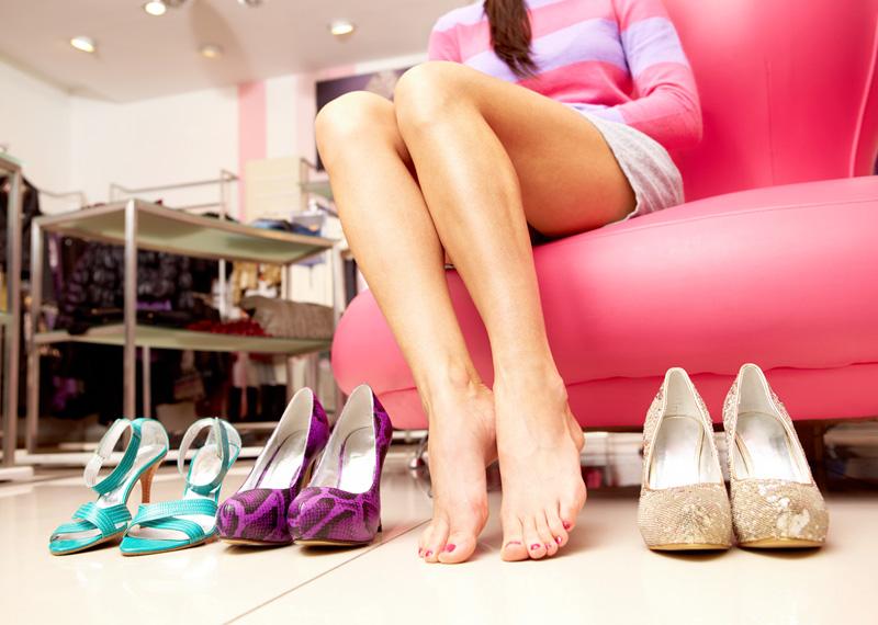 Go shoe