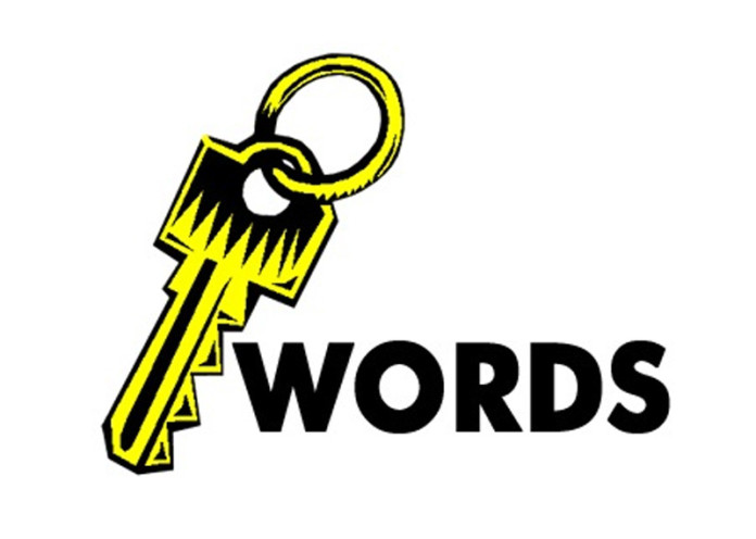 appropriate keywords