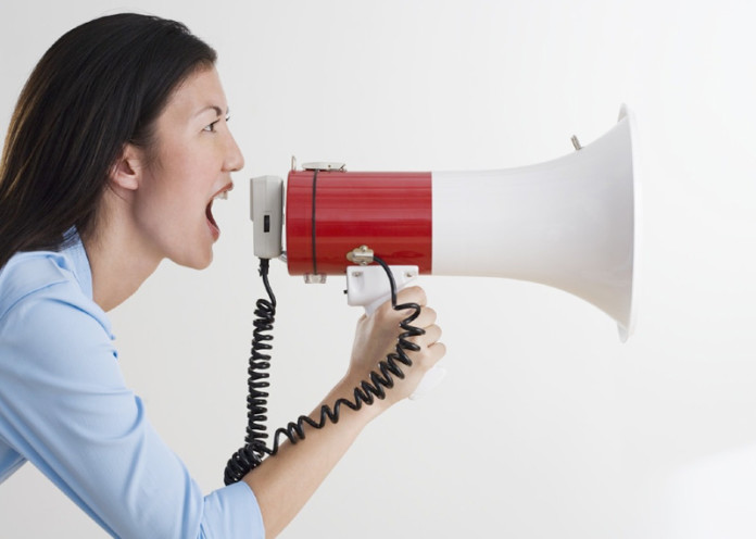 Avoid loud noises