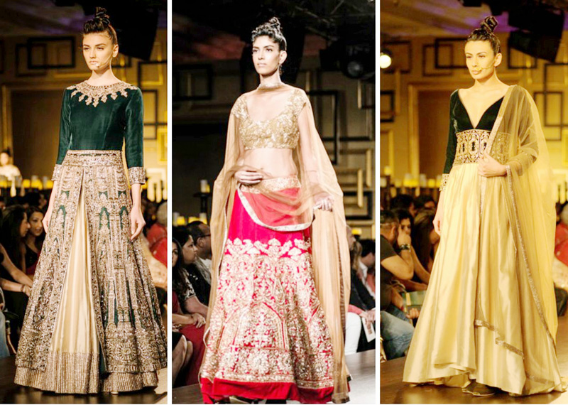 Top Indian Bridal Designers Fashion Bridal Designs