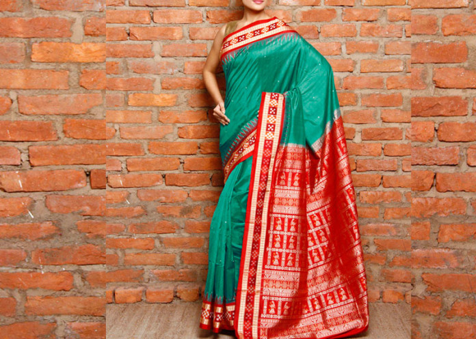 Sambalpuri Saree of Odisha