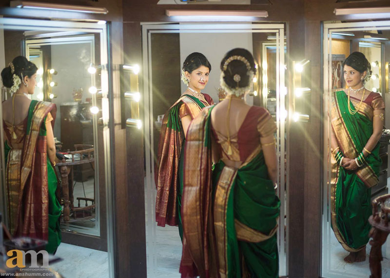 Paithani Saree