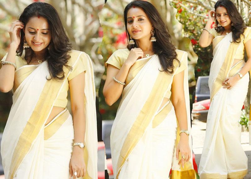 Neriyathum Saree