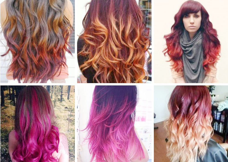 7 Temporary Ways To Color Your Hair | Hair Care