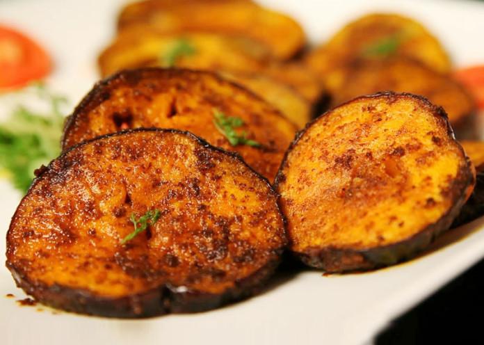 Tasty Brinjal Fry Recipe