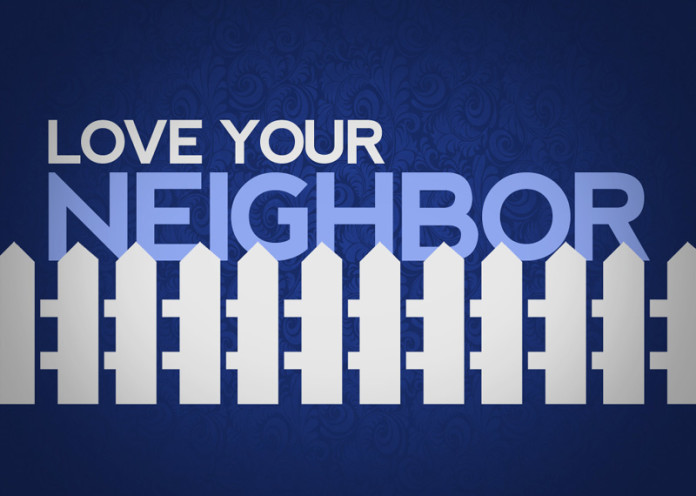 Neighbor love