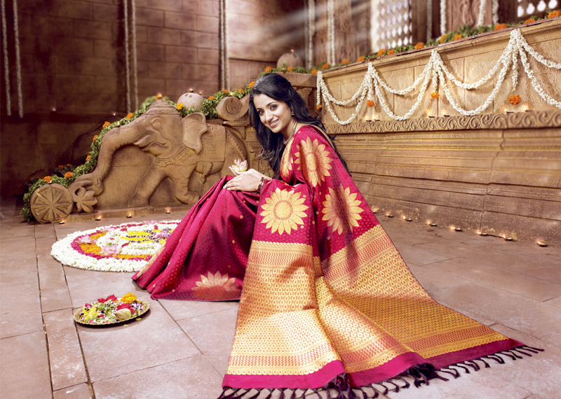 10 Kinds Of Indian Bridal Sarees Bridal Wear