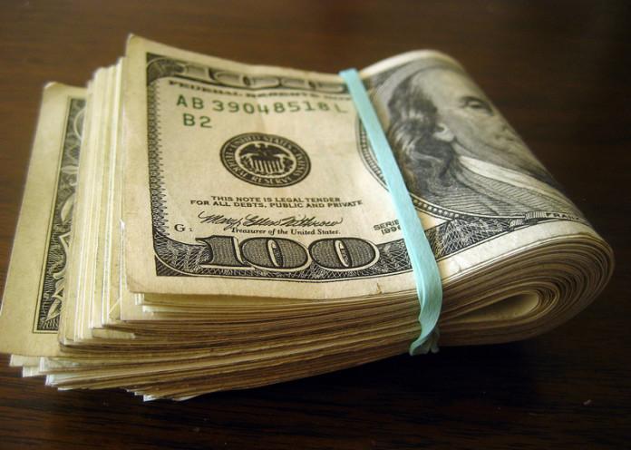 The cash spender guy