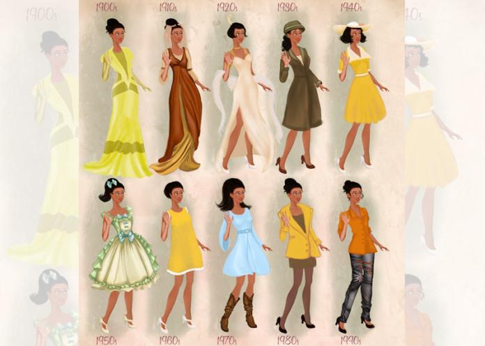 Choose a vintage style