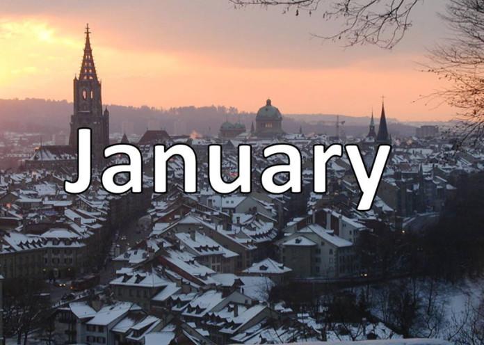 January Baby
