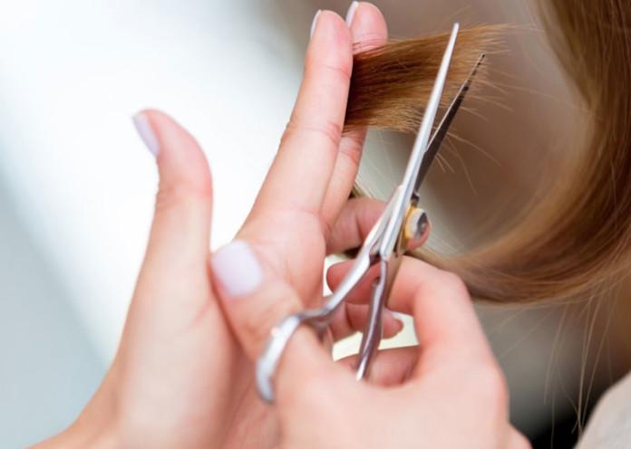 end hair