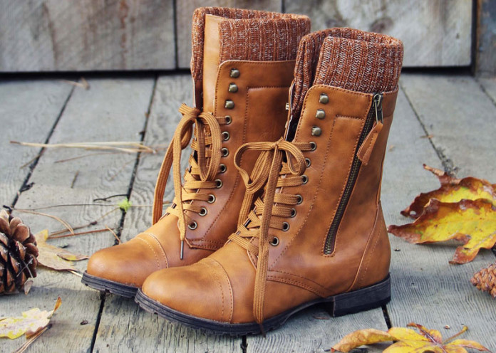 Boot girl