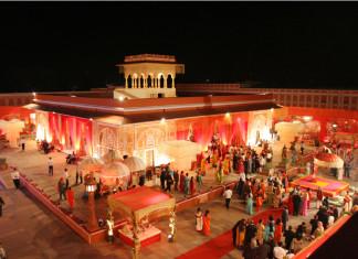 wedding palaces