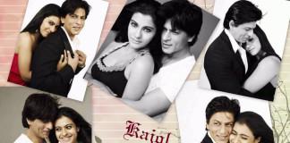SRK Kajol