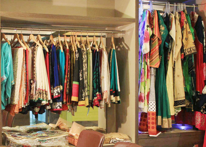 Clothing Boutiques