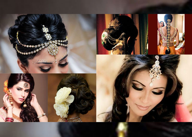 5 Best Indian Bridal Hairstyles