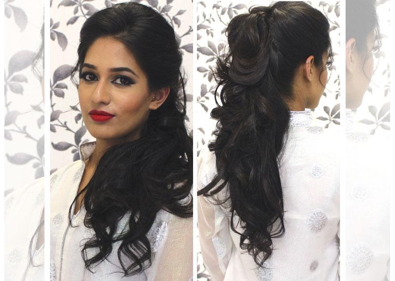 Groovy 5 Best Indian Bridal Hairstyles Bridal Planning Hairstyles For Women Draintrainus