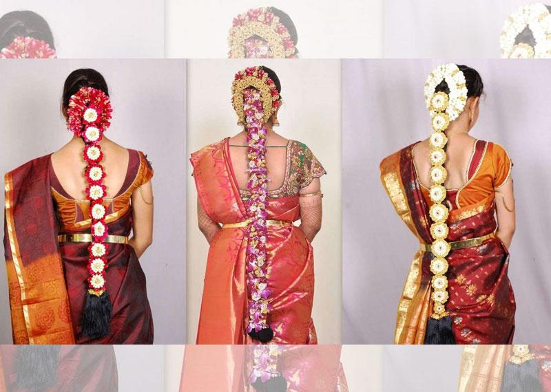 Phenomenal 5 Best Indian Bridal Hairstyles Bridal Planning Short Hairstyles Gunalazisus