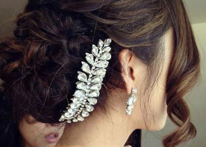 Vintage bun hairstyles