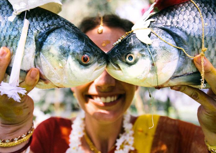 Sea food love
