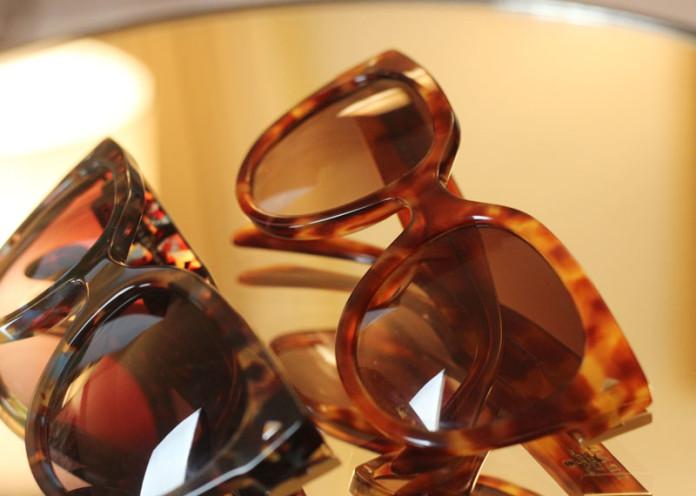 Trendy cat eye glasses
