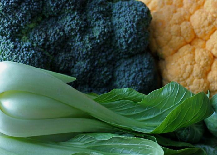 Vegetables that have Cruciferous