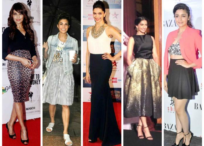 Different Skirt Types