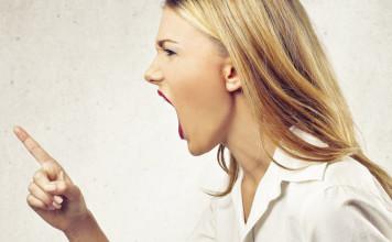 Anger parents