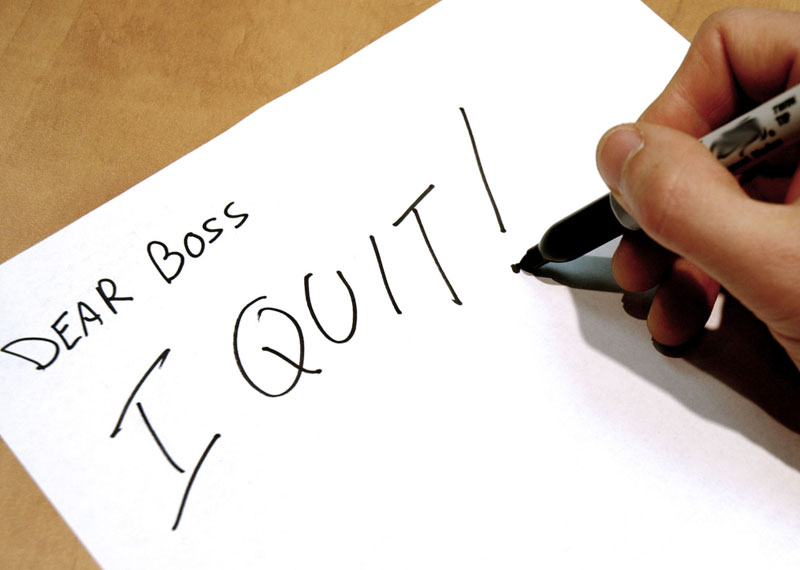 Why did you quit your previous job
