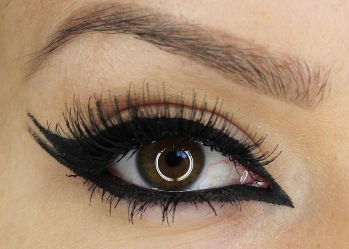 Eyeliner and Kajal