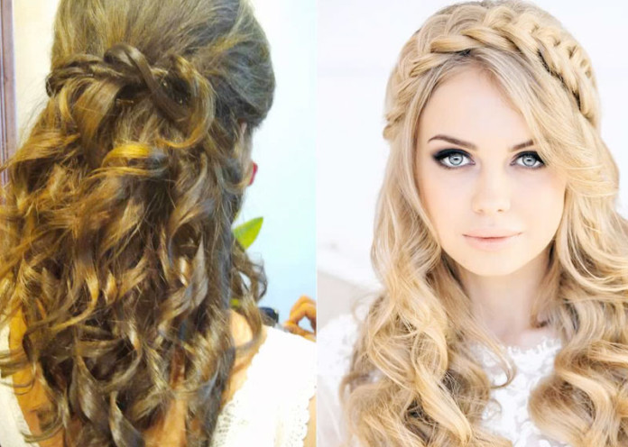Guest wedding hairstyles