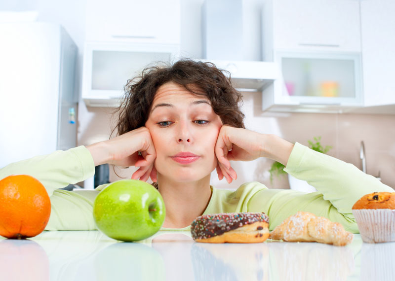 Manage your eating habits