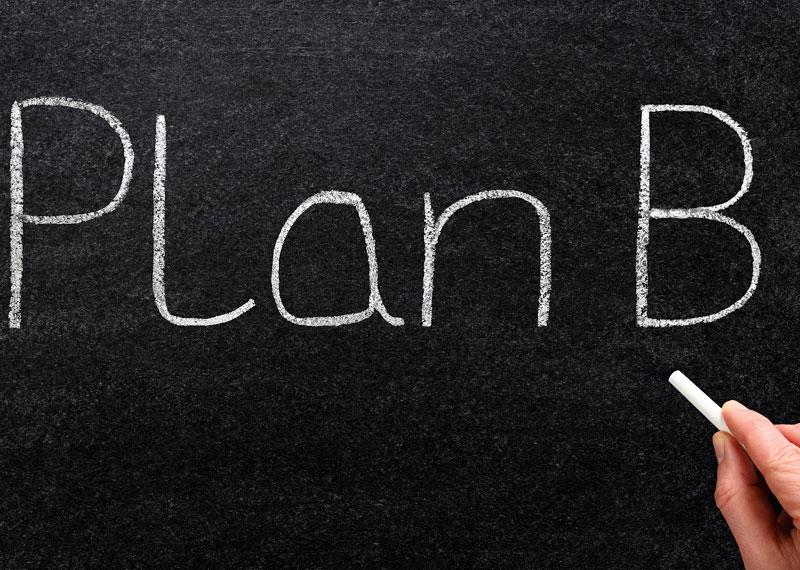 Make Plan B