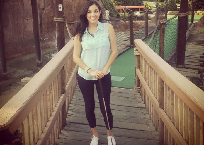 Mini Golf date