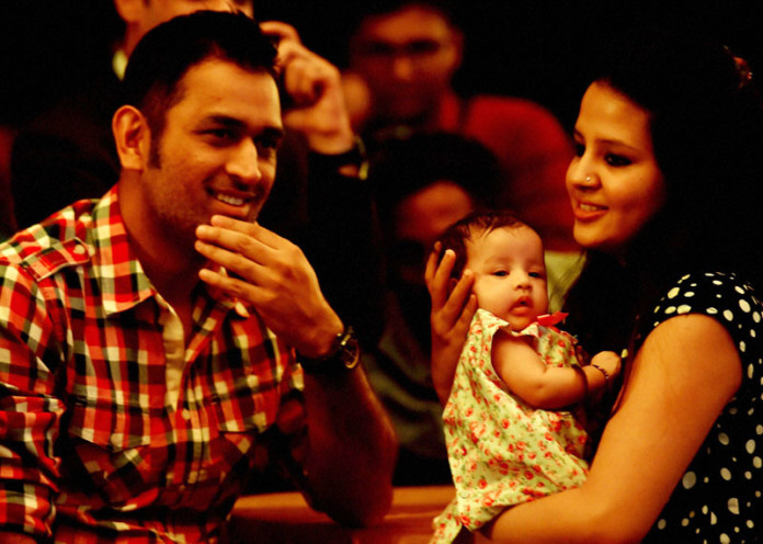 Dhoni's personal life