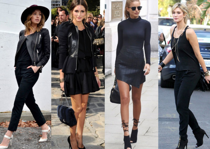 Black season outfits