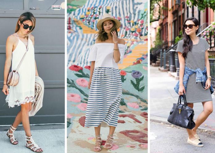 Summer season outfits