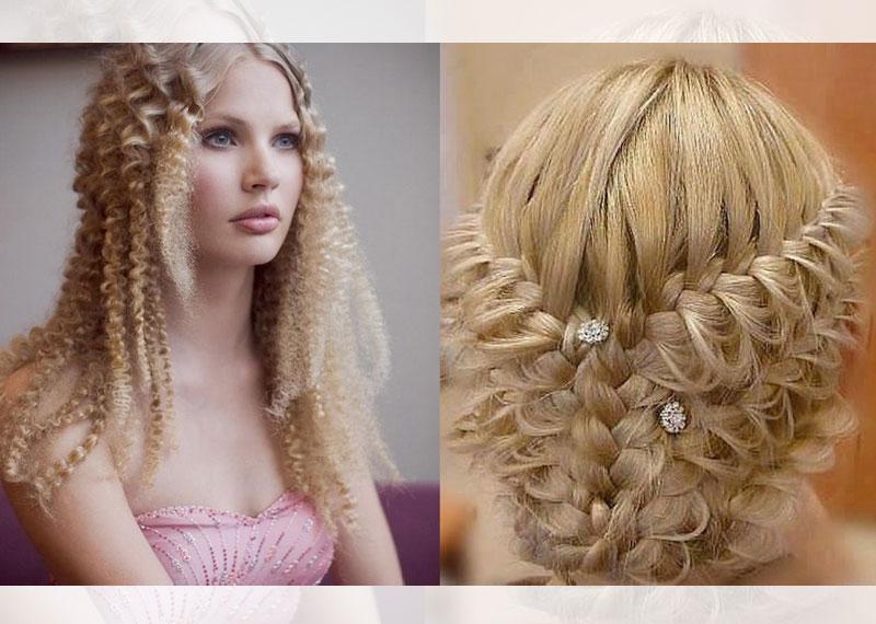 Goddess braided hairstyles