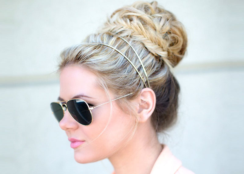Summer Hair Style: 5 Easy Hairstyles For The Summer Season