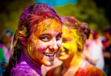 remove holi colors