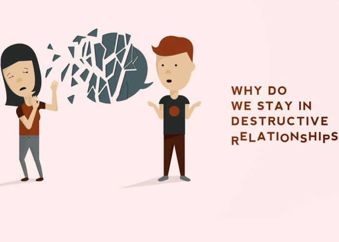 destructive relationships