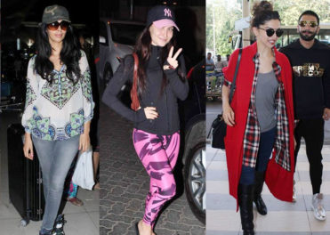Style fashion trends pulled off by Bollywood actors