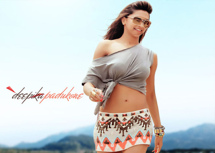 Deepika in cocktail