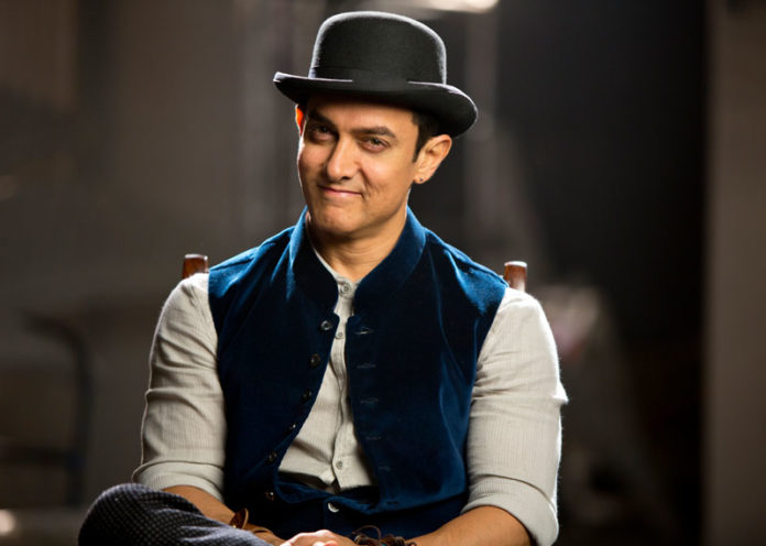 Aamir khan fashion