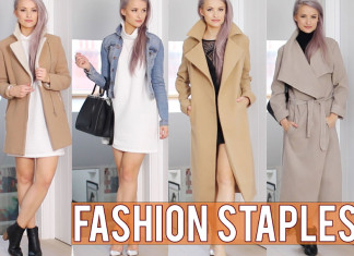 Fashion Staples