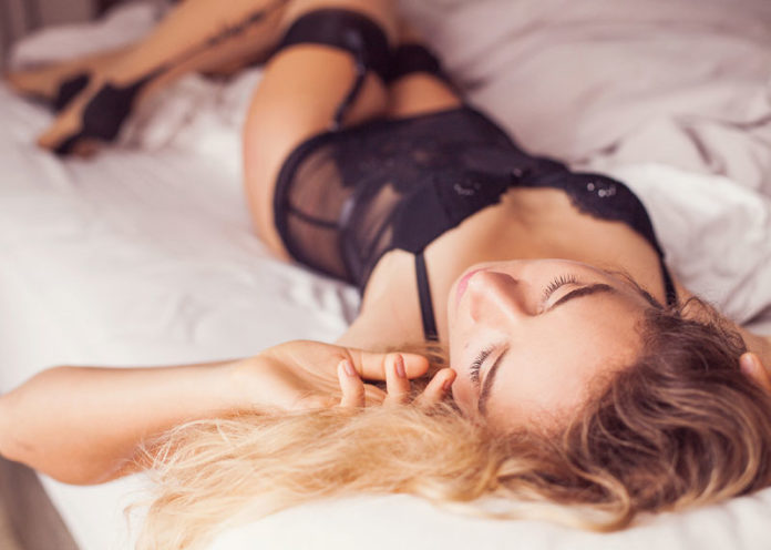 Orgasms relieve stress