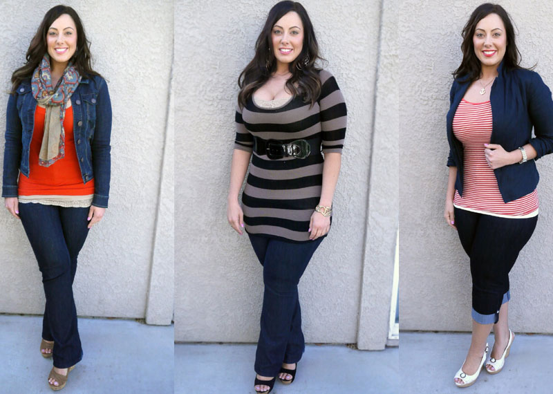 6 Style Tips for Curvy Women