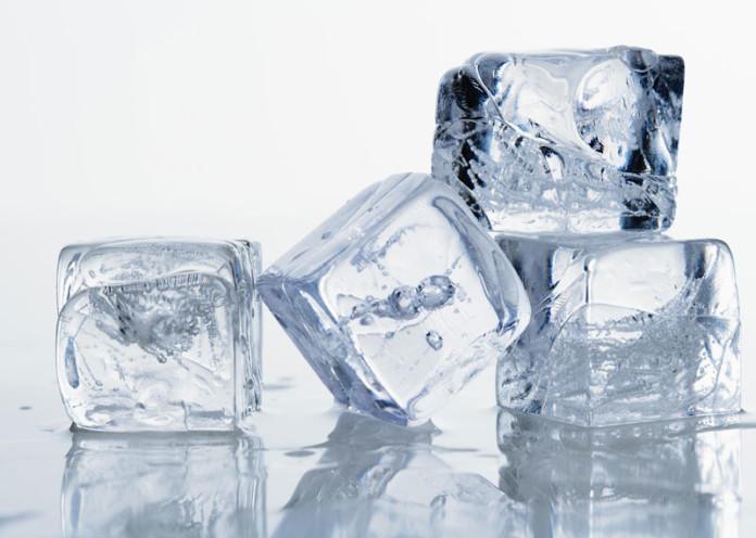 Ice works like magic