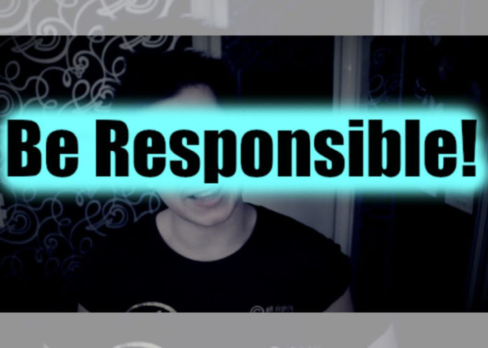 How to act responsible