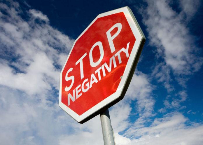 Nix negativity